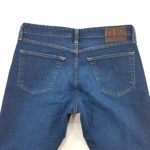 AG Adriano Goldschmied Denim360 Straight Leg Jeans